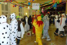 Maškarní ples 2012