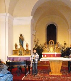 Vánoční zpívání 2012