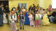 Dětský maškarní ples 2014