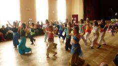 Dětský maškarní ples 2015